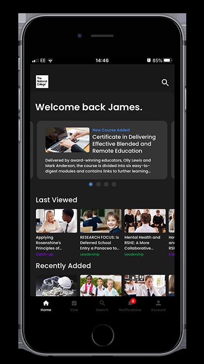 TNC-iPhone-home screen